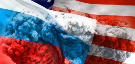 США и Россия война