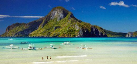 Остров-Палаван-Филиппины