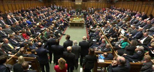 британия-парламент