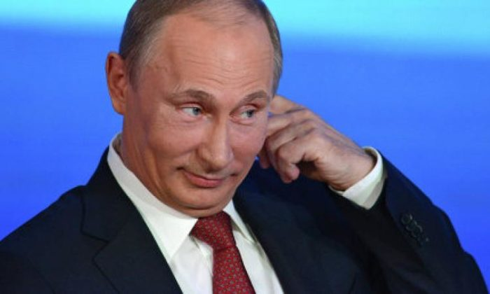 путин-2012